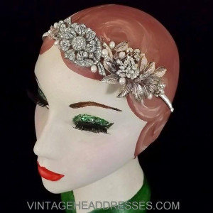 Blush Headpiece
