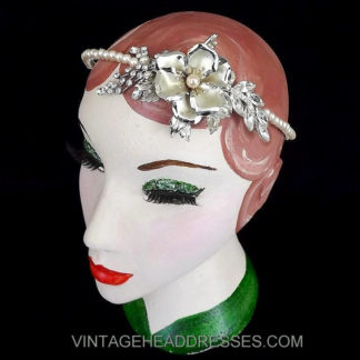 Champagne Headpiece