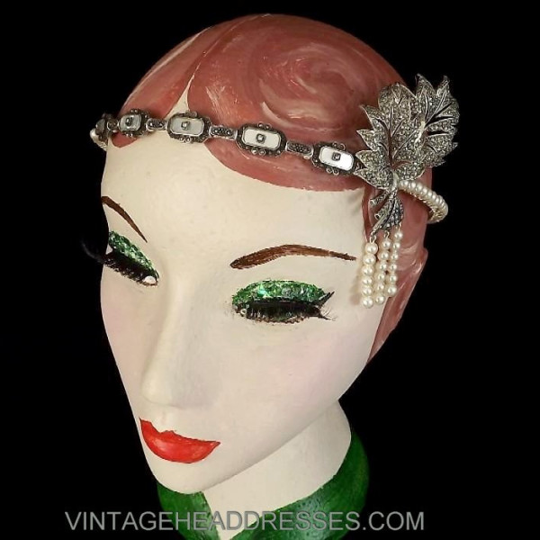 Great Gatsby Headband