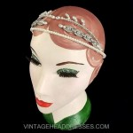 Bridal Regency Headpiece